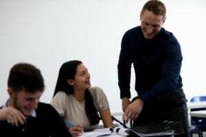 Gavin Cowzer teaches English in our Full-Time School, Weekly Grinds and Online Grinds at The Academy