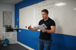 Study Skills Course with David Lewis at The Dublin Academy of Education